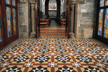 Victorian Tiling 001