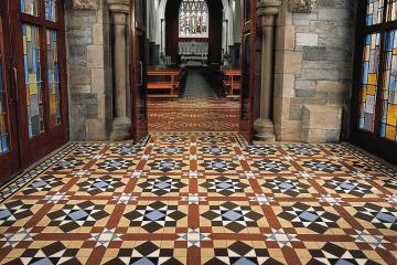 Victorian Tiling 001