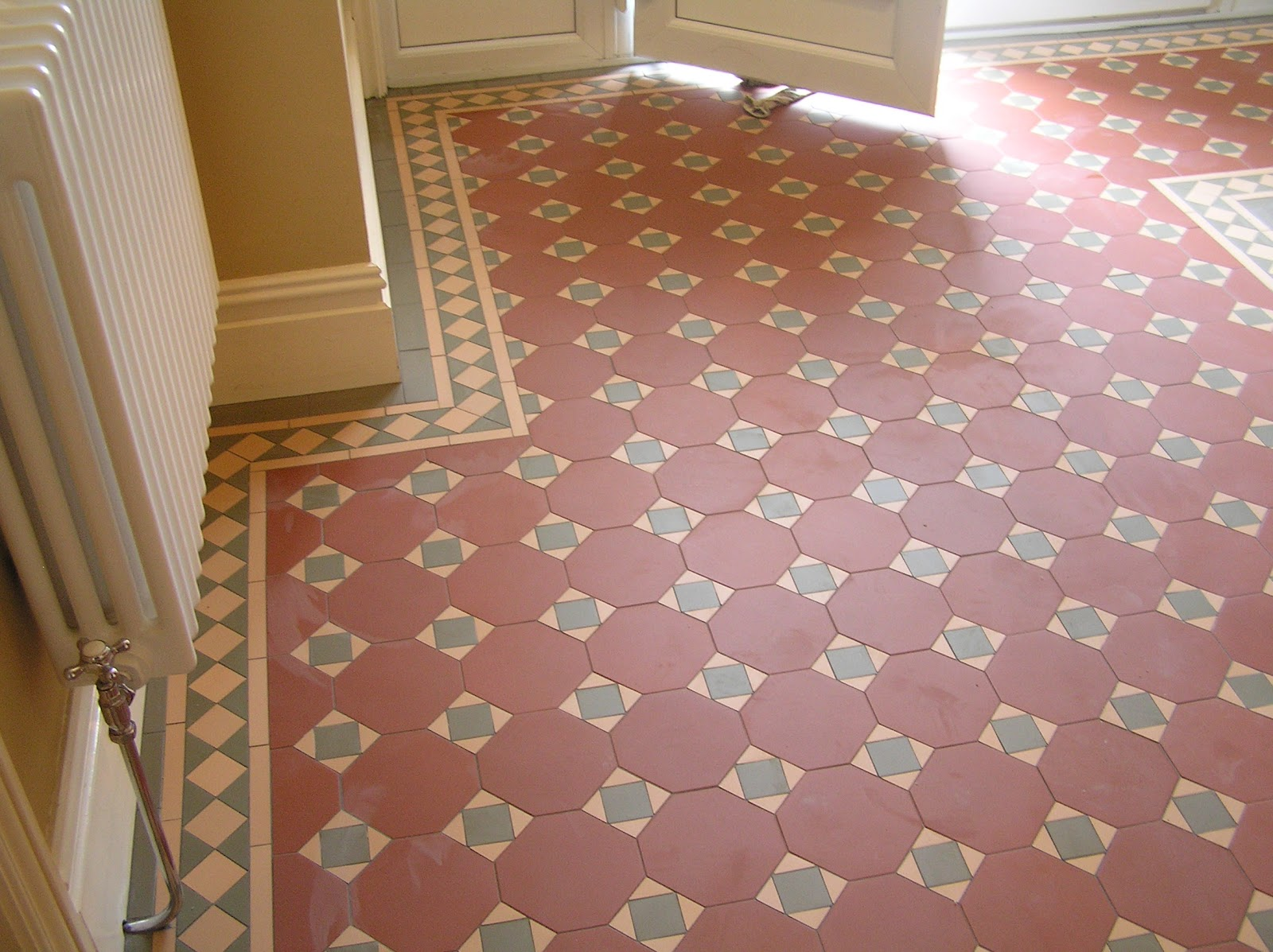 Victorian Tiling 003